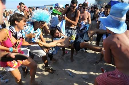 ROBO EN RIO