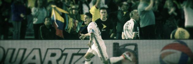 James resucita con Colombia